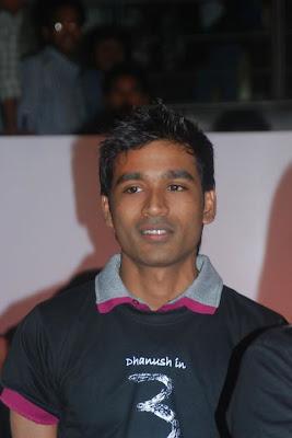 Dhanush in 3
