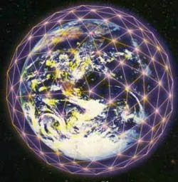 The new electromagnetic grid of Gaia