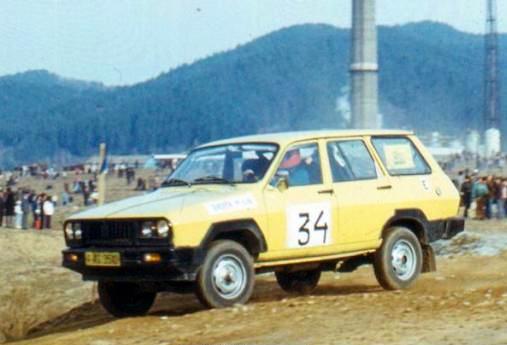 Aro 12 racing model