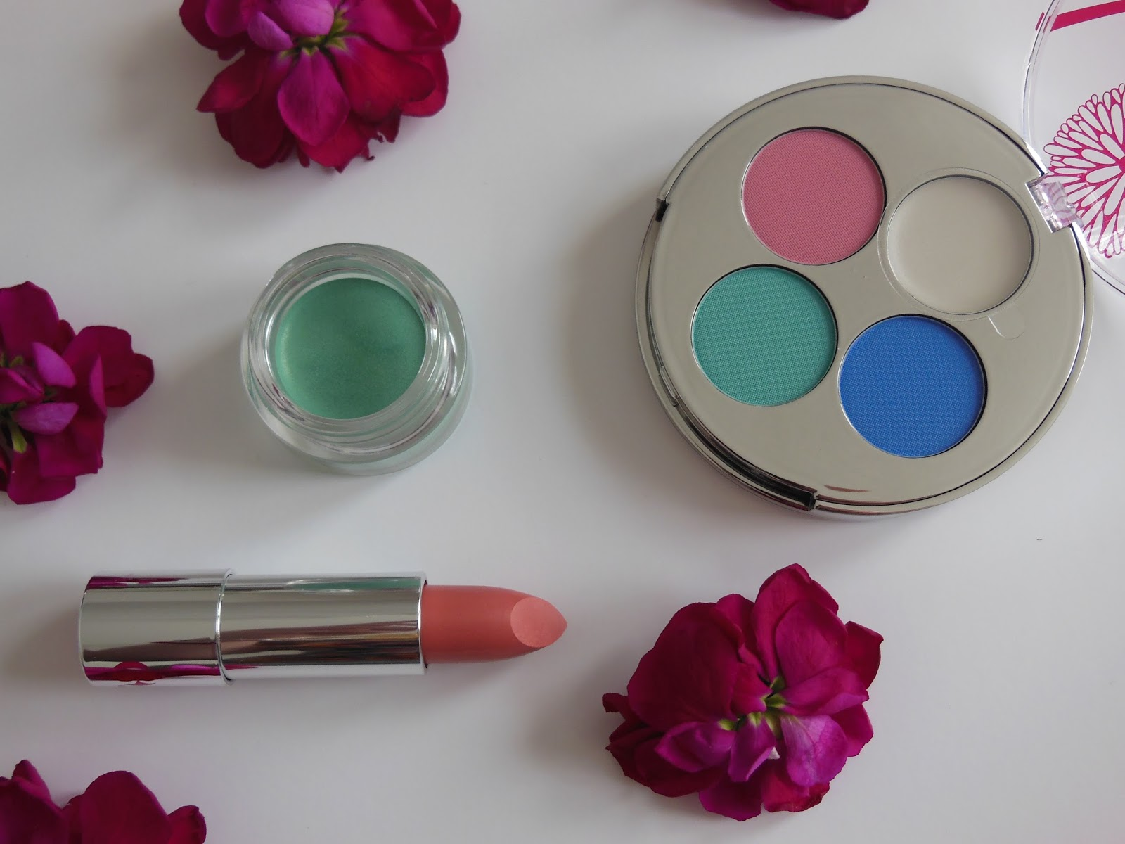 B. limited edition summer makeup