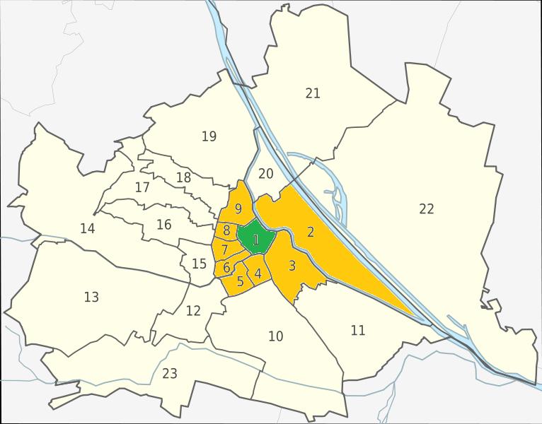 Viyana Haritası