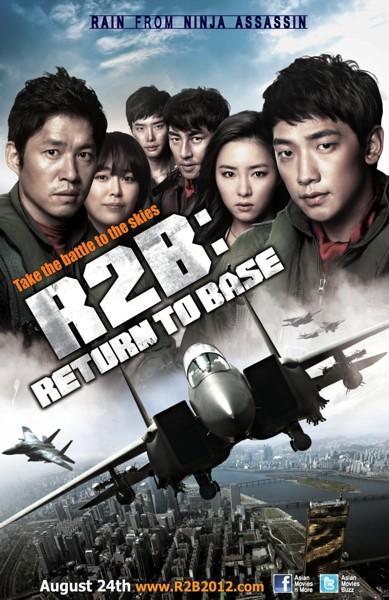 Biệt Đội Tiêm Kích - R2B: Return to Base