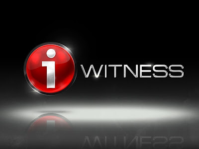 I Witness Documentary TV Show | i-Witness The GMA Documentaries Documentary News