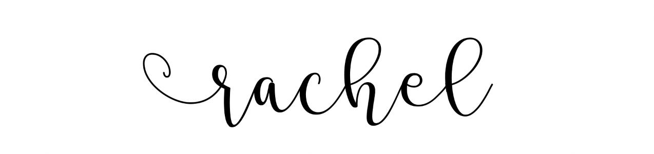 Blog da Rachel