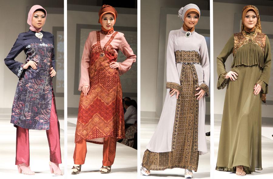 Baju Muslim Modern Terbaru 2014