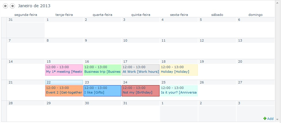 Weekly Calendar View Sharepoint : How i did it sharepoint color calendar events by column