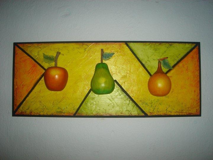 Artesanias y decoraciones para tu hogar apliques y - Apliques para cuadros ...