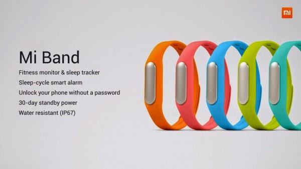 Xiaomi Mi Band Shipping