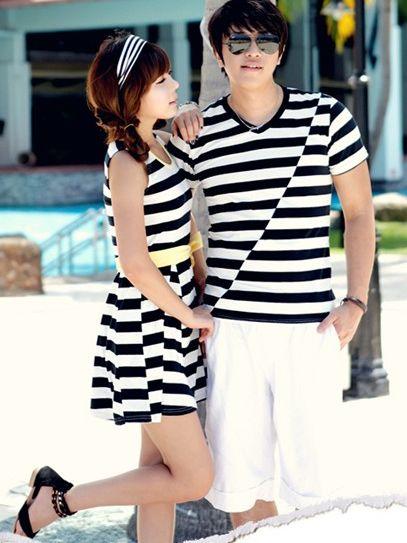 Fotos de novios vestidos iguales