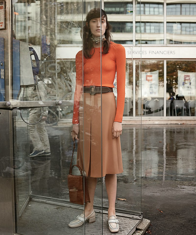 T Magazine- With muted earth tones, soft suedes and artsy-craftsy prints, designers are returning to the '70s (again).