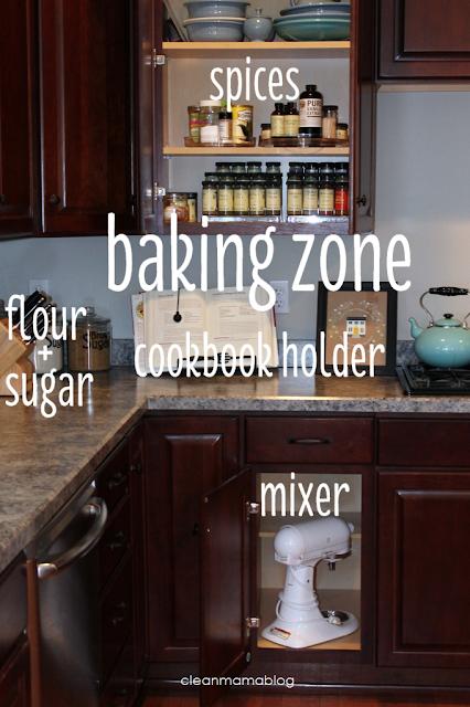 baking zone