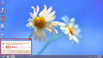 Learn how to hide files and folders in windows 8 step2