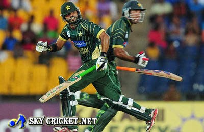Maqsood & Fawad beat Sri Lanka in 1st ODI