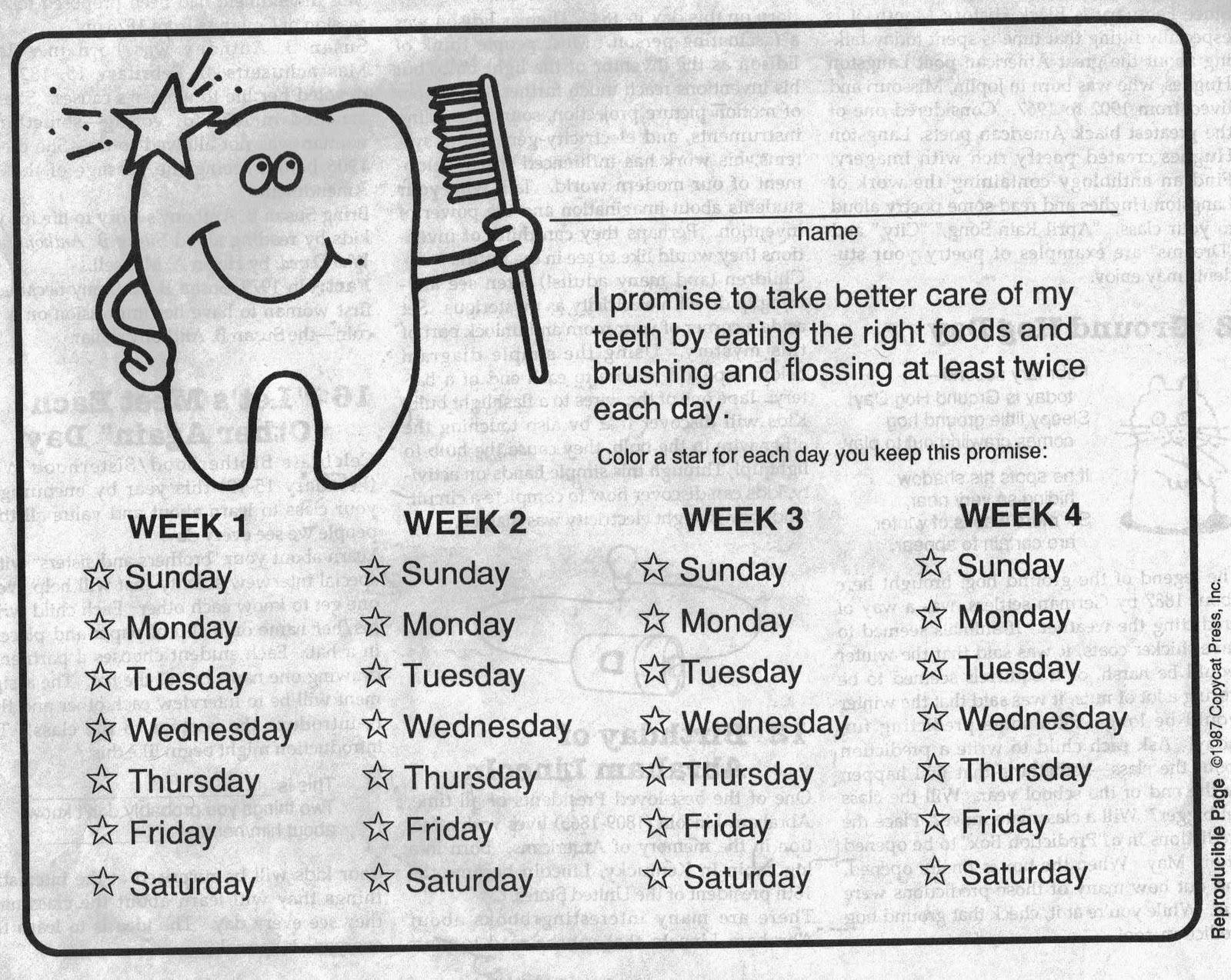 Dental Care: Dental Care Kids