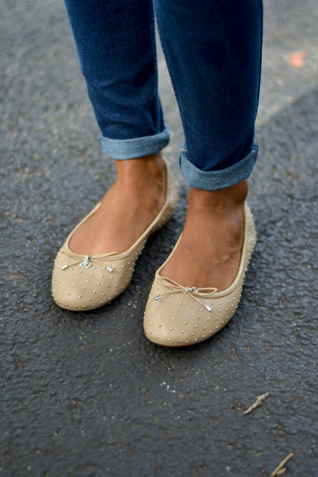 Sam Edelman Flats | Summer Outfit Ideas