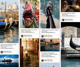 Pinterest (photos de Venise)