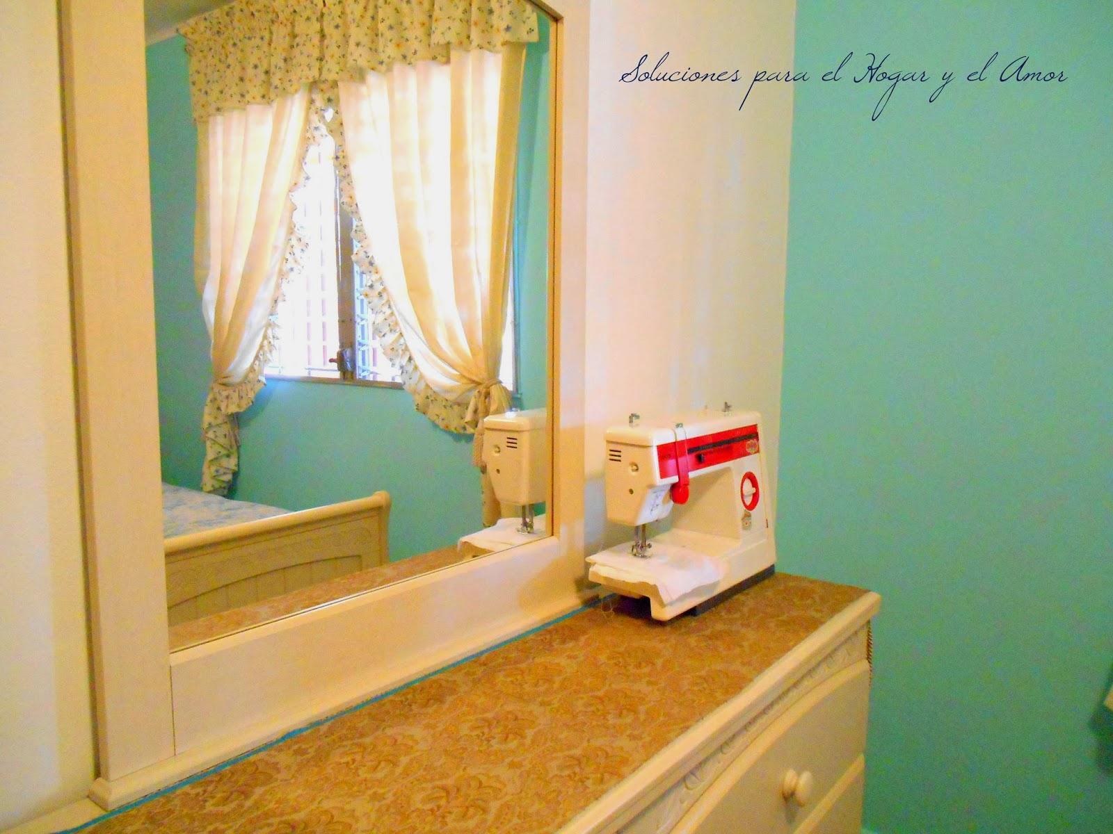 Decorando Dormitorio con Cortinas Románticas