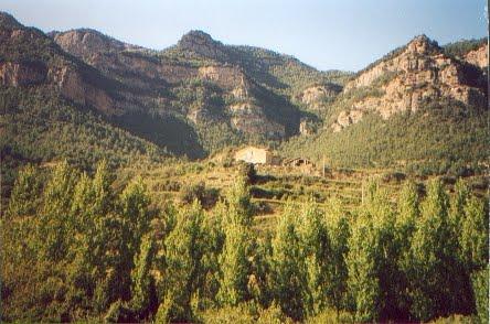 La Vall D'Ora (Pcia. Lérida- España)