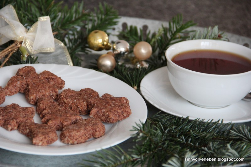 """Weihnachtskekse """"Brunsli"""""""
