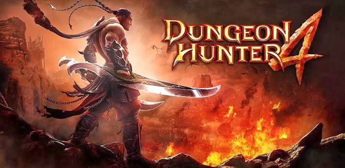 Oyun - Dungeon Hunter 4 v1.3.0 [Para Hilesi] (APK+DATA)