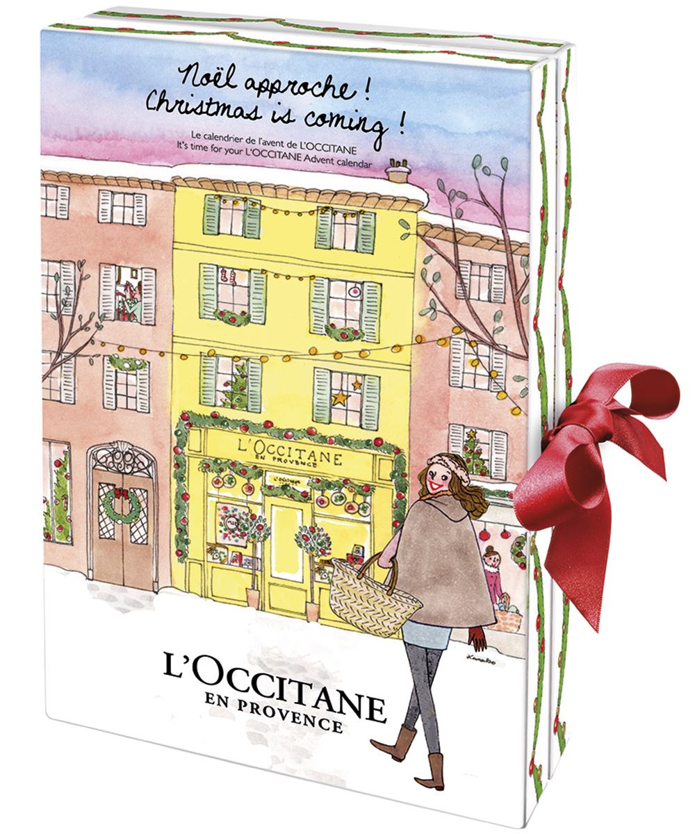 l\'occitane joulukalenteri 2018 Beauty Advent Calendars 2015 • My Top Picks | KELLiLASH l\'occitane joulukalenteri 2018