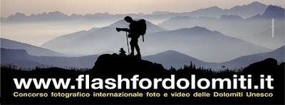 FLASH FOR DOLOMITI 2013