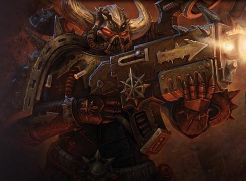 Collaborating Rumors: Chaos Space Marines