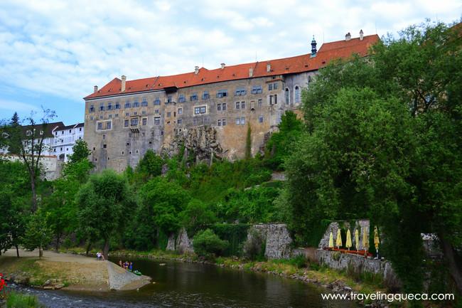 Český Krumlov el pueblo más bonito de República Checa