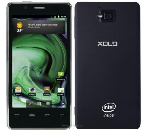 Smartphone Medfield Intel in vendita in India