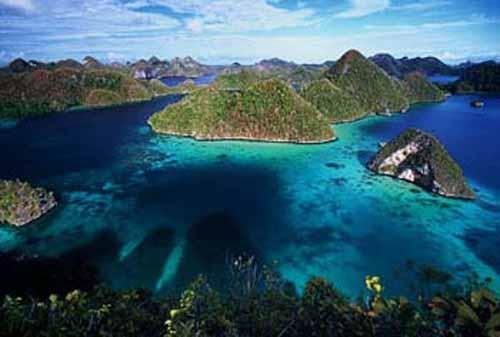 Kekayaan Alam Indonesia Dekat Di Mata Jauh Di Hati Shendy Thimoty