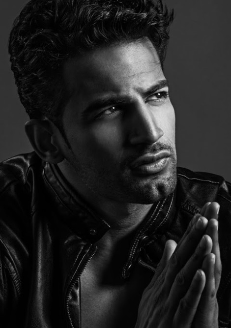 Upen Patel portrait by Specular