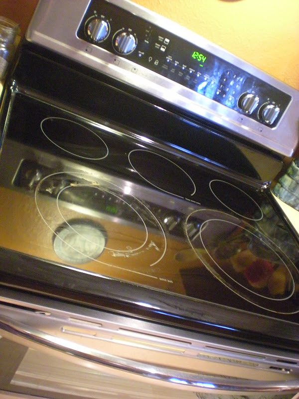 Great Scott How To Clean Your Glass Top Stove