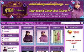 Toko Online Busana Muslim