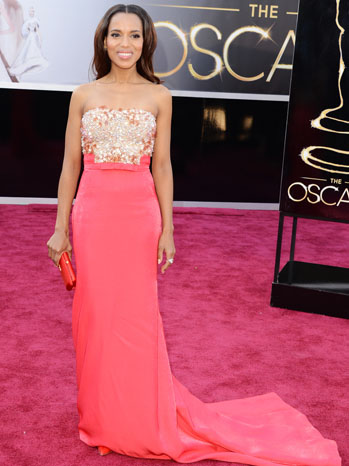 Kerry Washington Red Carpet