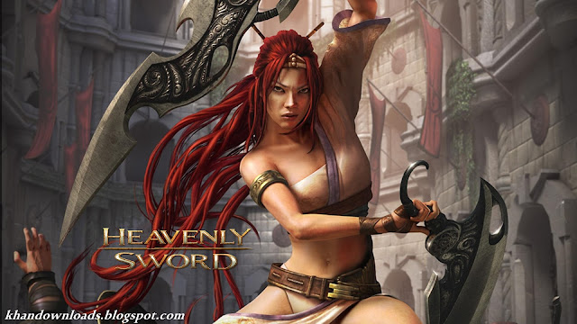 Heavenly Sword Full Version PC Game