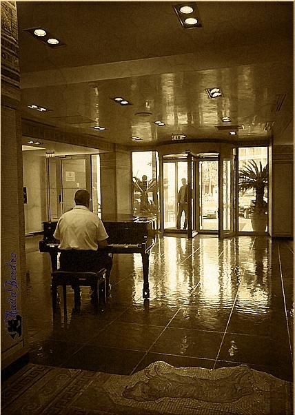 lobby hotel vega mamaia