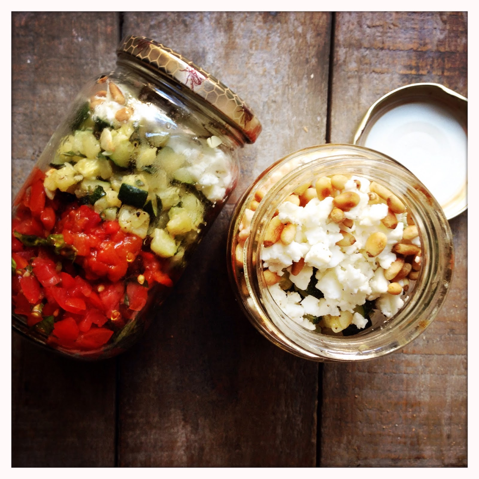 ma salade de pique nique blogs de cuisine. Black Bedroom Furniture Sets. Home Design Ideas