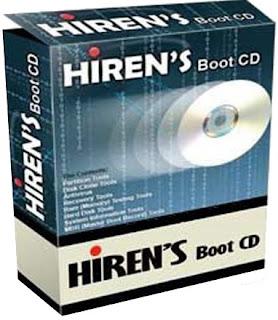Download Hiren's BootCD 15.1Build v2.0