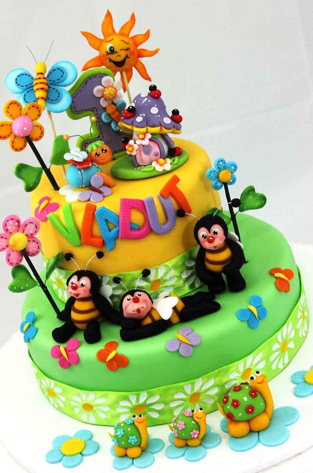 Tuv Birthday Cake