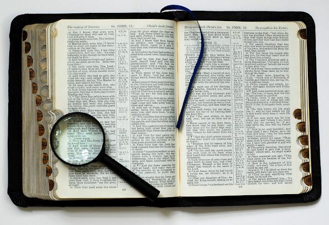 ИСТИНА или ЛОЖЬ - Страница 2 Bible-glass