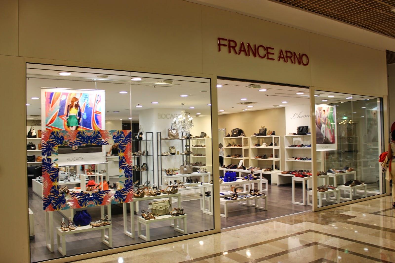 centre commercial les arcades à Noisy le Grand