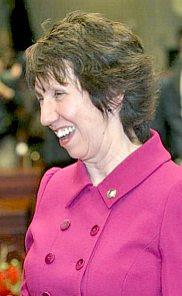 Baroness Catherine Ashton #2