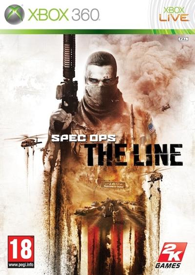 Spec Ops The Line Xbox 360 Español Region Free Descargar 2012
