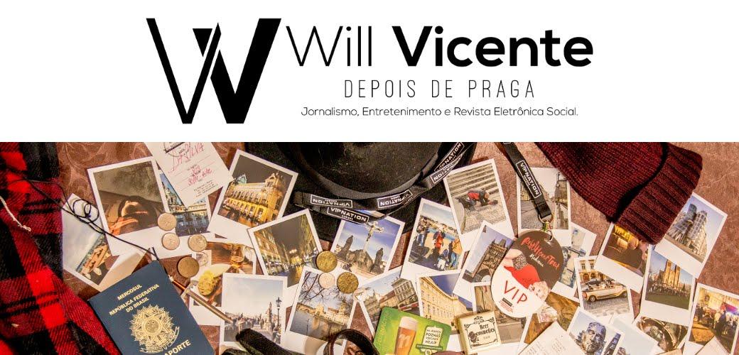 Depois de Praga - por Will Vicente