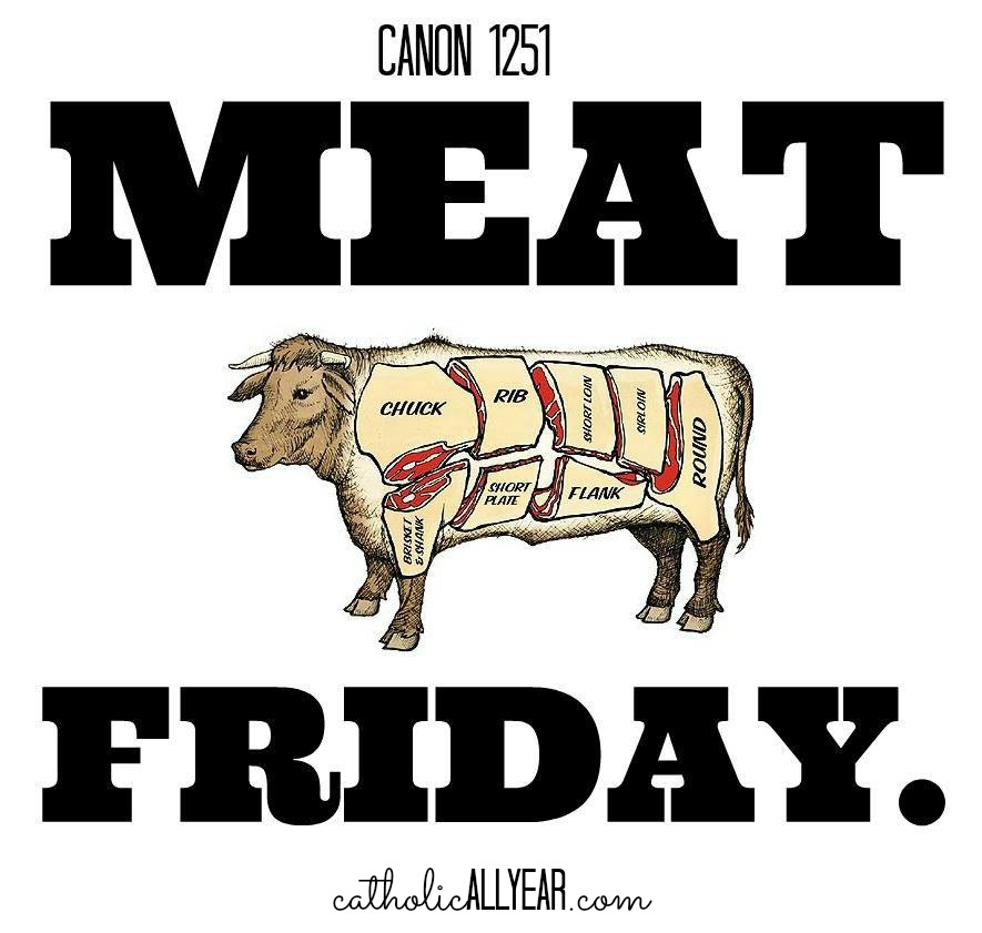 Lent no meat gallery for Fish on fridays during lent
