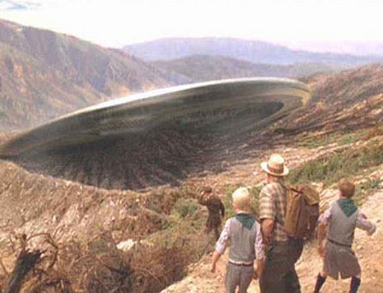 Wah Rahasia UFO Diungkap Mantan Agen Rahasia CIA Amerika Serikat