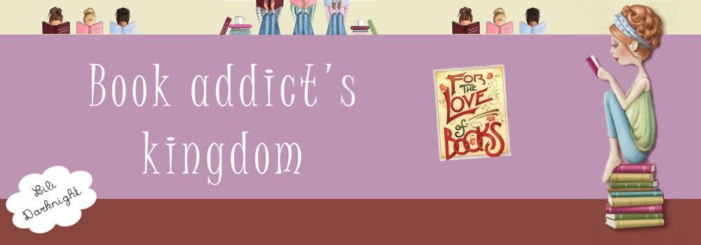 Book addict's kingdom
