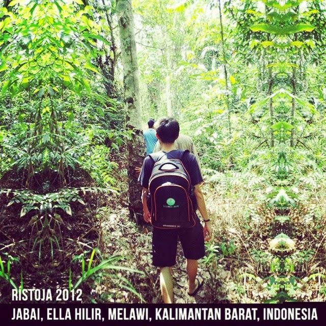 Saat di Jabai, Ella Hilir, Melawi, Kalimantan Barat