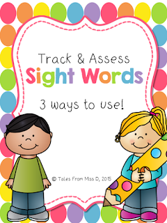 https://www.teacherspayteachers.com/Product/Sight-Word-Tracking-and-Assessment-2208073