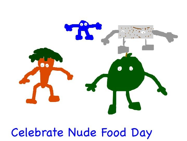 RESOURCES | Nude Food Day